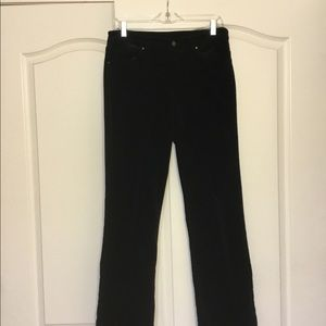Jones New York Pants - Jones Signature Size 8 Velveteen Tall Pants